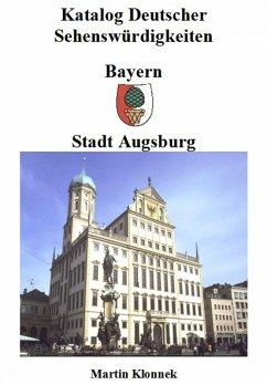 Augsburg (eBook, ePUB) - Klonnek, Martin