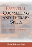 Essential Counselling and Therapy Skills (eBook, PDF)