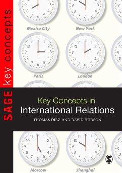 Key Concepts in International Relations (eBook, ePUB) - Diez, Thomas; Bode, Ingvild; Fernandes Da Costa, Aleksandra