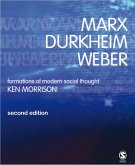 Marx, Durkheim, Weber (eBook, PDF)