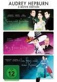 Audrey Hepburn - My Fair Lady / Krieg und Frieden / Ein Herz und eine Krone DVD-Box