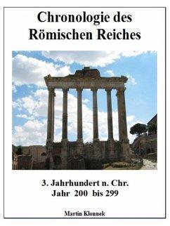 Chronologie des Römischen Reiches 3 (eBook, ePUB) - Klonnek, Martin