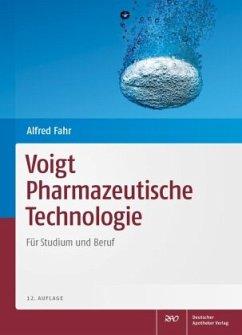 Pharmazeutische Technologie - Voigt, Rudolf