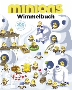 Minions - Wimmelbuch - King, Trey