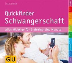 Quickfinder Schwangerschaft (Mängelexemplar) - Höfer, Silvia