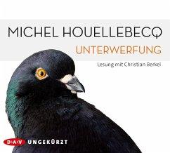 Unterwerfung, 6 Audio-CDs - Houellebecq, Michel