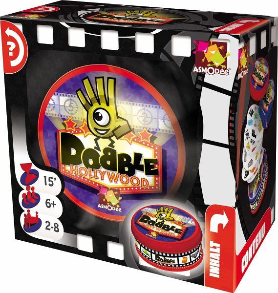 Spielzeug Rund Um Den Neuen Superhelden: Dobble Hollywood (Kartenspiel)