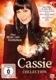 Cassie Collection: Cassie - Eine verhexte Hochzeit, Cassie - Eine verhexte Familie, Cassie - Ein verhextes Video DVD-Box