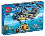 LEGO® City 60093 -Tiefsee-Helikopter
