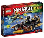 LEGO® Ninjago 70733 - Cole's Donner-Bike