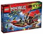 LEGO® Ninjago 70738 - Der letzte Flug des Ninja-Flugsegler