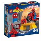 LEGO® DUPLO® 10607 - Spider-Man: Motorrad-Werkstatt