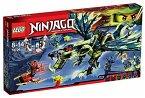 LEGO® Ninjago 70736 - Angriff des Morro-Drachens