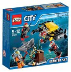 LEGO® City 60091 -Tiefsee Starter-Set
