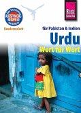 Reise Know-How Sprachführer Urdu für Indien und Pakistan - Wort für Wort