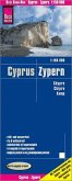 Reise Know-How Landkarte Zypern (1:150.000); Cyprus / Chypre / Chipre
