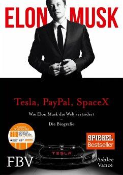 Elon Musk (eBook, ePUB) - Musk, Elon; Vance, Ashlee