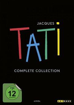 Jacques Tati Collection (6 Discs, Digital Remas...