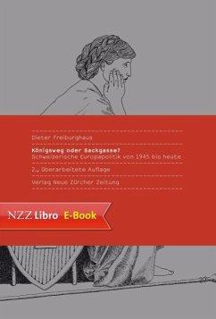 Königsweg oder Sackgasse? (eBook, ePUB) - Freiburghaus, Dieter