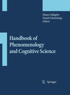 Handbook of Phenomenology and Cognitive Science