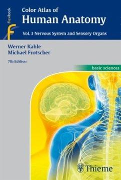 Color Atlas of Human Anatomy 03 - Kahle, Werner; Kahle, Werner; Leonhardt, Matthias; Platzer, Werner; Frotscher, Michael; Frotscher, Michael
