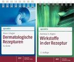 aporello Dermatologische Rezepturen für Ärzte\aporello Wirkstoffe in der Rezeptur, 2 Tle.