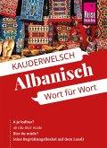 Reise Know-How Sprachführer Albanisch - Wort für Wort: Kauderwelsch-Band 65 (eBook, ePUB)
