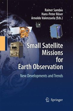 Small Satellite Missions for Earth Observation