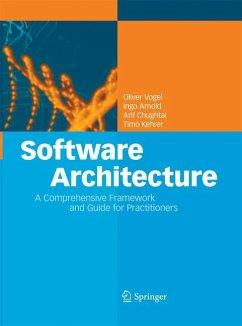 Software Architecture - Vogel, Oliver;Arnold, Ingo;Chughtai, Arif