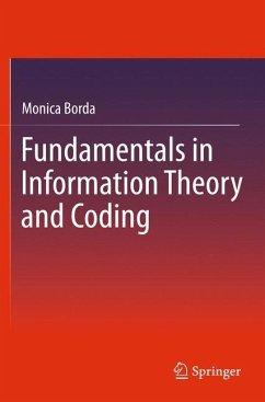 Fundamentals in Information Theory and Coding - Borda, Monica