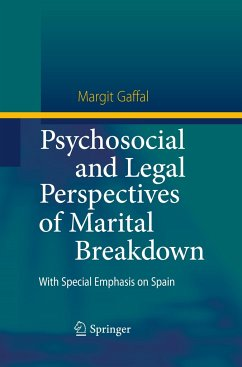 Psychosocial and Legal Perspectives of Marital Breakdown