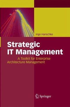 Strategic IT Management - Hanschke, Inge