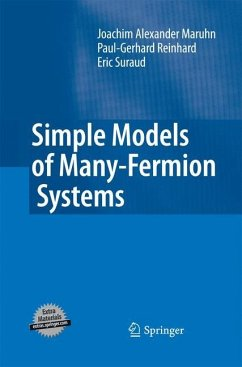 Simple Models of Many-Fermion Systems