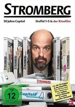 Stromberg Box - Staffel 1-5 & der Kinofilm (11 ...