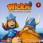 Wickie - Wasser auf die Mühlen u.a. (CGI), 1 Audio-CD