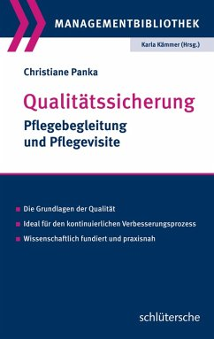 Qualitätssicherung (eBook, ePUB) - Panka, Christiane