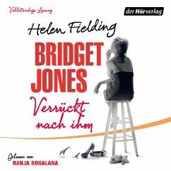 Verrückt nach ihm / Bridget Jones Bd.4 (MP3-Download) - Fielding, Helen