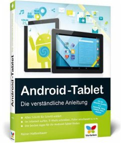 Android-Tablet - Hattenhauer, Rainer