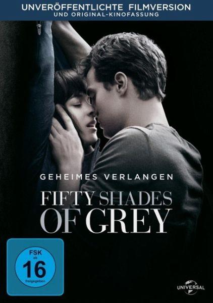 Fifty Shades of Grey - Geheimes Verlangen - Dakota Johnson,Jamie Dornan,Jennifer Ehle