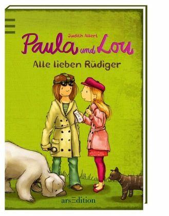 Buch-Reihe Paula und Lou von Judith Allert