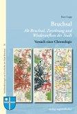 Bruchsal Alt-Bruchsal, Zerstörung und Wiederaufbau der Stadt