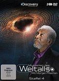 Mysterien des Weltalls - Mit Morgan Freeman, Staffel 4 (2 Discs)