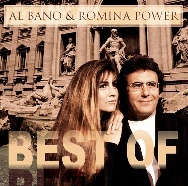 Best of von al bano romina power cd for Al bano und romina