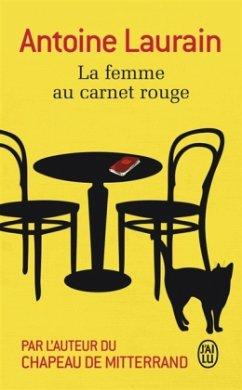 La femme au carnet rouge - Laurain, Antoine