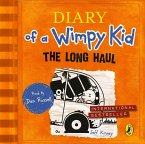 Diary of a Wimpy Kid - The Long Haul, 2 Audio-CDs