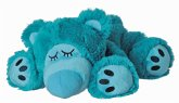 Wärmestofftier Warmies Sleepy Bear türkis