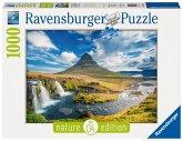 Nature Edition N°4: Wasserfall von Kirkjufell, Island