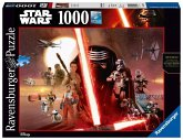 Ravensburger 19549 - Star Wars Episode VII, 1000-Teilig Puzzle