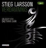Verdammnis / Millennium Bd.2 (2 MP3-CDs)