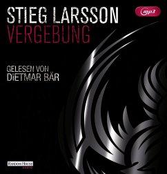 Vergebung / Millennium Bd.3 (2 MP3-CDs) - Larsson, Stieg